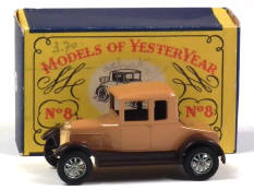 MATCHBOX - MODELS OF YESTERYEAR (GB) (1)