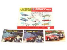 DINKY TOYS (GB) (4)