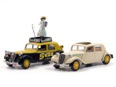 SOLIDO & METZ MINIATURES (2)